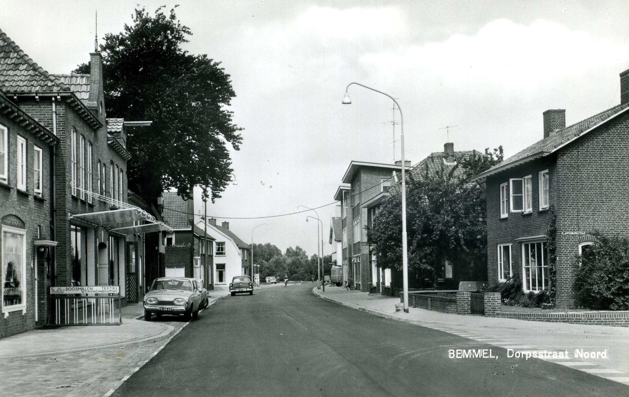Dorpsstraat-Noord