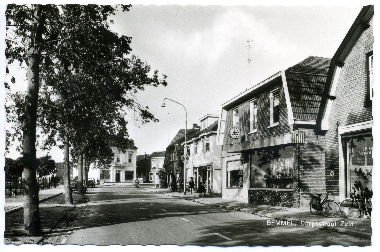Dorpsstraat-Zuid