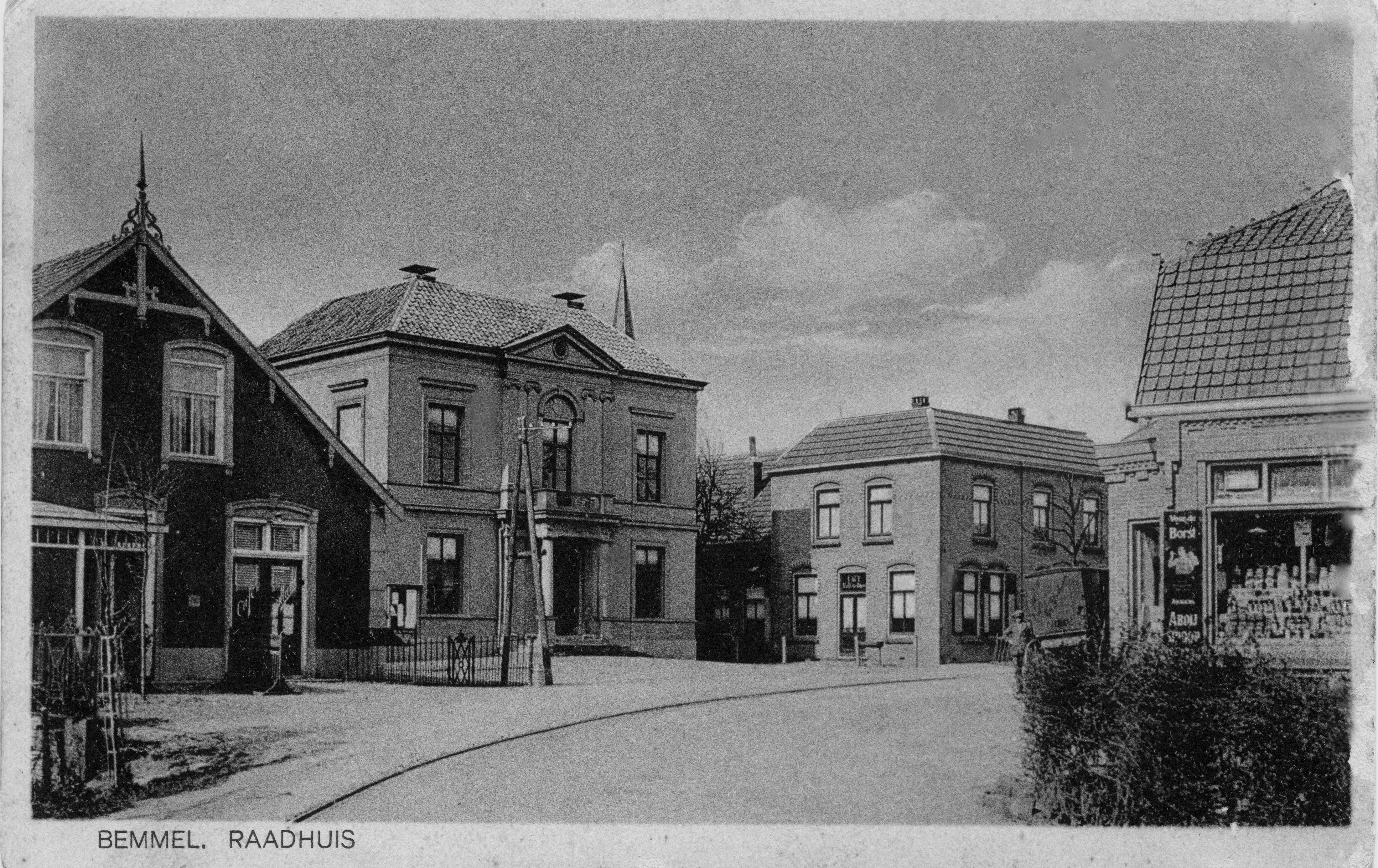 Raadhuis-1934