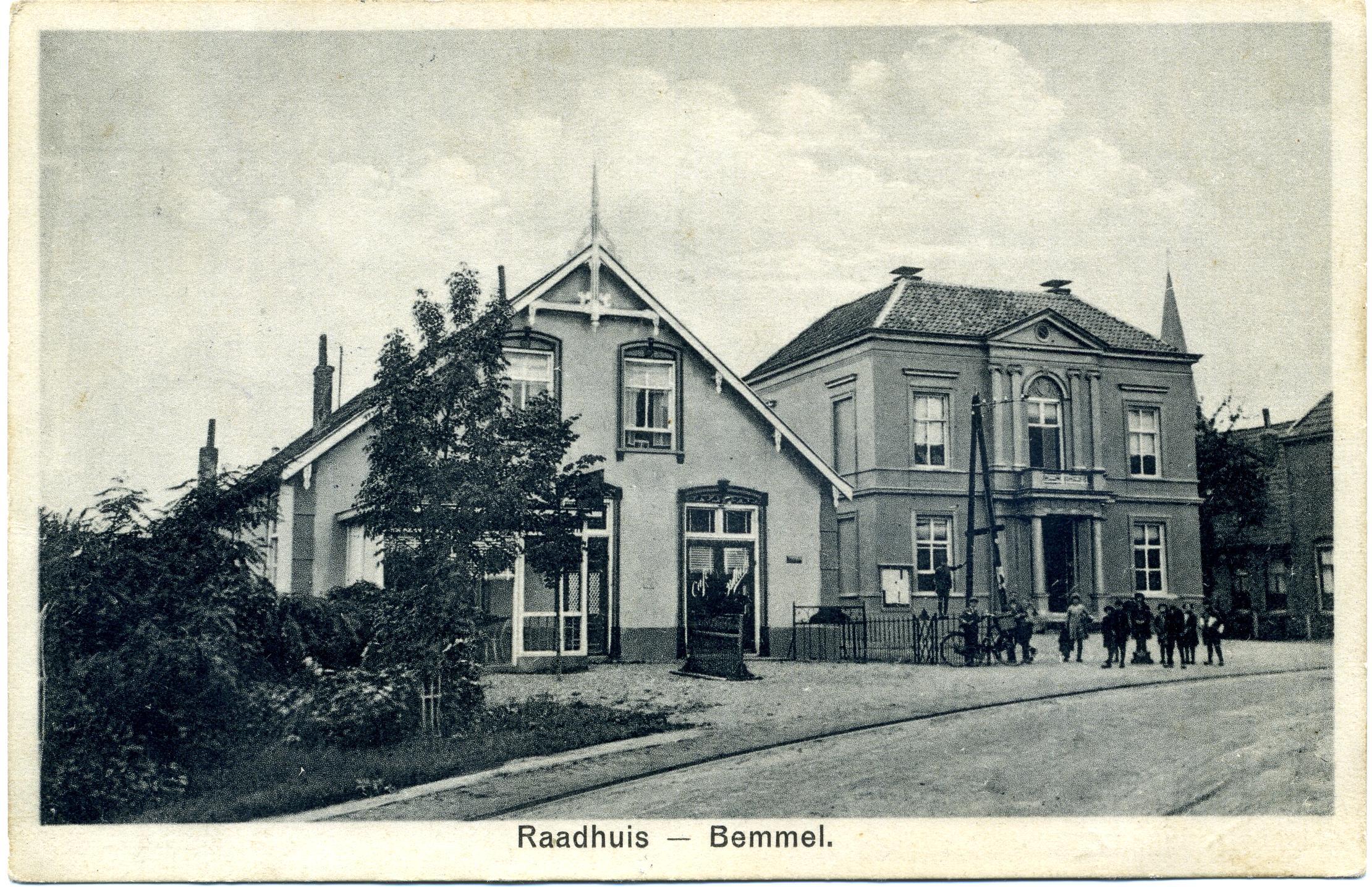 Raadhuis-Bemmel