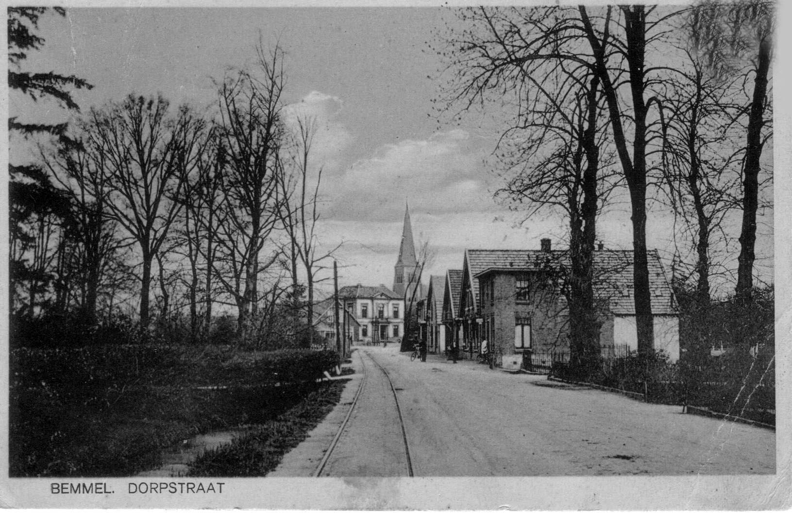 Dorpstraat-1934
