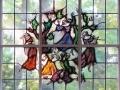 Brandgeschilderd-raam-met-5-maagden