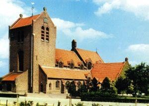 de kerk van Haalderen